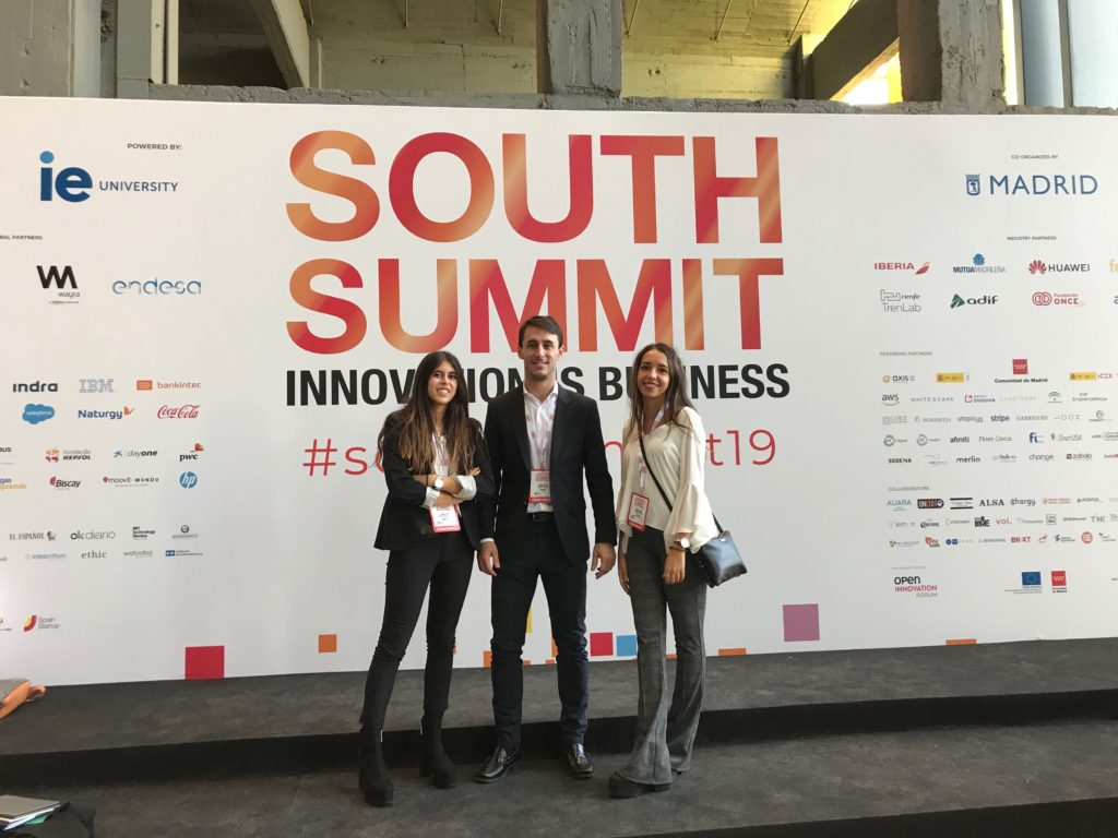 Invepat en el South Summit 2019